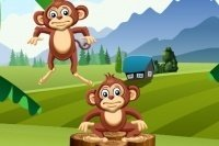 Affen auftürmen