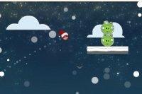 Angry Bird Weihnachten
