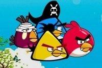 Angry Birds Gegenangriff