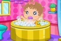 Baby Badezimmer