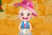 Baby Hazel Erntefest