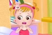 Baby Hazel Familienpicknick