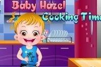 Baby Hazel Kochen