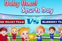 Baby Hazel Sporttag