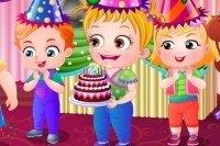 Baby Hazel Geburtstag