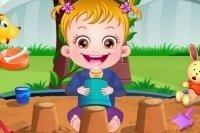 Baby Hazel Pflegen