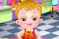 Baby Hazel Projekt