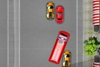 Feuerwehrauto Rennen