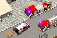 Feuerwehrfahrzeug verbinden