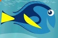 Findet Nemo Malvorlage