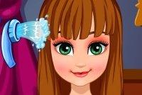 Frozen Anna Frisur