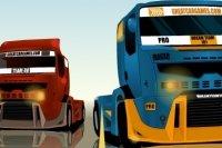 Heavy Truck Race
