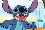 Lilo und Stitch spielen Ball