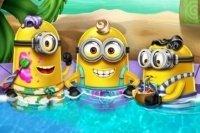Minions Schwimmbad