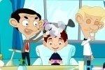 Mr. Bean als Friseur
