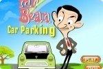 Mr Bean beim Einparken