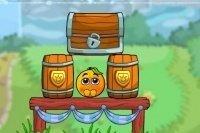 Orangen beschützen