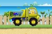 Pikachu Truck