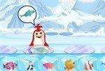 Pinguin Bedienen