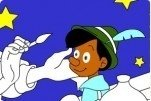 Pinocchio ausmalen