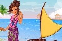 Prinzessin Moana's Schiff