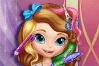 Prinzessin Sofia Friseur
