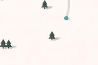 Rollender Schneeball