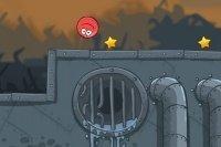 Roter Ball 4