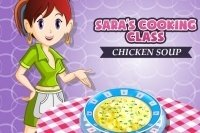 Sara's Kochkurs Suppe