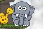 Schnarchender Elefant