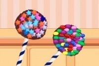 schokoladen-Lutscher