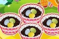 Schokoladen Nester