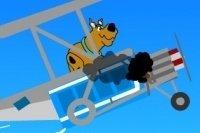 Scooby Doo fliegt