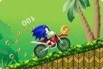 Sonic Motorradrennen