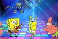 Spongebob Schwammkopf Nick Tanz Party