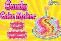 Süßigkeiten Kuchen