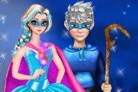Super Elsa Ankleiden
