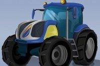 Super Traktoren Rennen