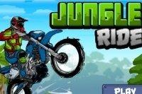 Urwald Motorradrennen
