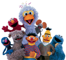 Sesamstraßenspiele