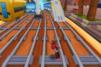 Bahnschienen-Hooligans