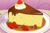 Cheesecake Verzieren