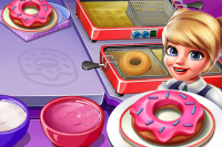 Donuts backen