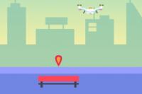Drohnen-Lieferung