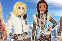 Eskimo Prinzessinnen