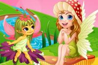 Fantasie-Prinzessinnen Blockpuzzle