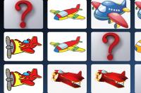 Flugzeug-Memory