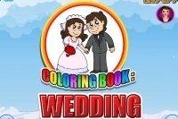 Hochzeits Malbuch