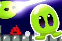 Kleiner Alien