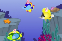 Rechen-Fische